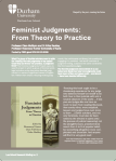 Feminist Judgments Project