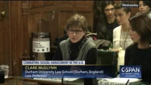McGlynn evidence sexual harassment