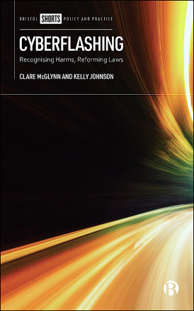 Cyberflashing book cover